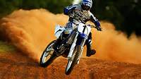 Fond D&233cran De Motocross