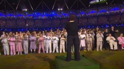 Kaos Chelsea Chelsea Years 2 alex hedley thinks this rocked gt the olympic opening ceremony