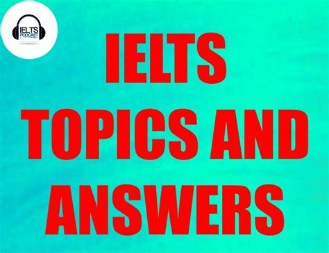 Ielts Essay On Different Topics by Ielts Essay Topics With Answers Writing Task 2