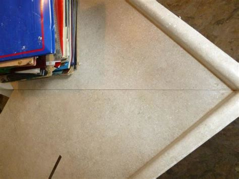 laminate countertop miter seam doityourself