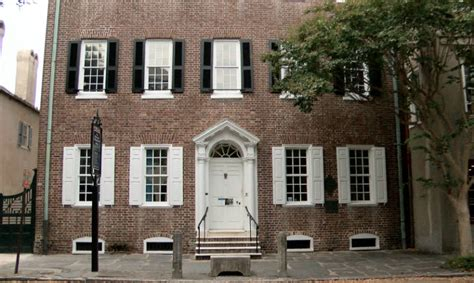 heyward washington house historic places in charleston you ve got to see the southern weekend