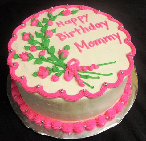 birthday cake decorating ideas for mom 2 wall decal