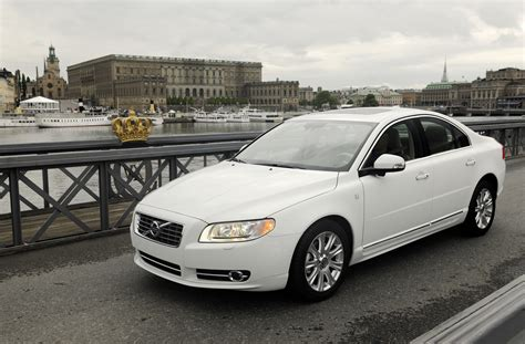volvo ltd volvo s80 d5 technical details history photos on better