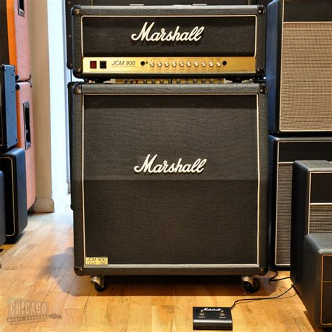 marshall jcm900 head cabinet used reverb