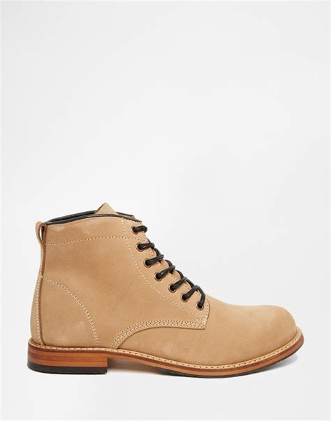 boot shoes for aldo ldo hellums laceup boots in brown for lyst