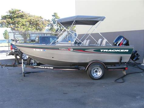 tracker bass boat bimini top 2004 tracker targa v 16 wt low hrs sold bloodydecks