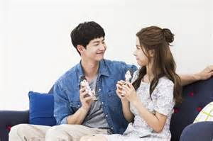 Kim so eun and song jae rim thank we got married for chemistry