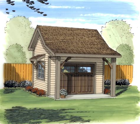 Shed With Covered Porch martha shed with covered porch plan 125d 4500 house plans and more