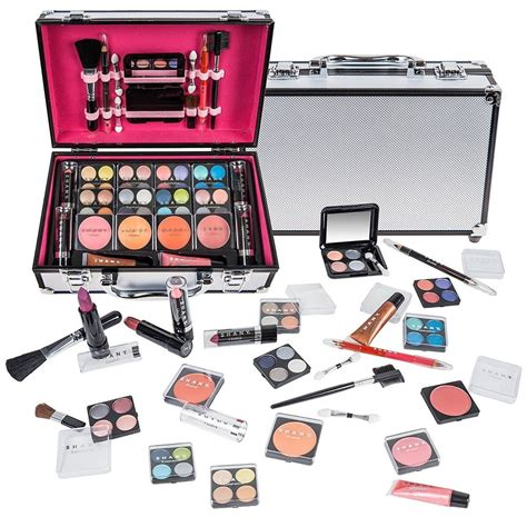 1 Set Makeup Makeover shany 169 professional makeup kit all in one set w eye shadow blush ebay