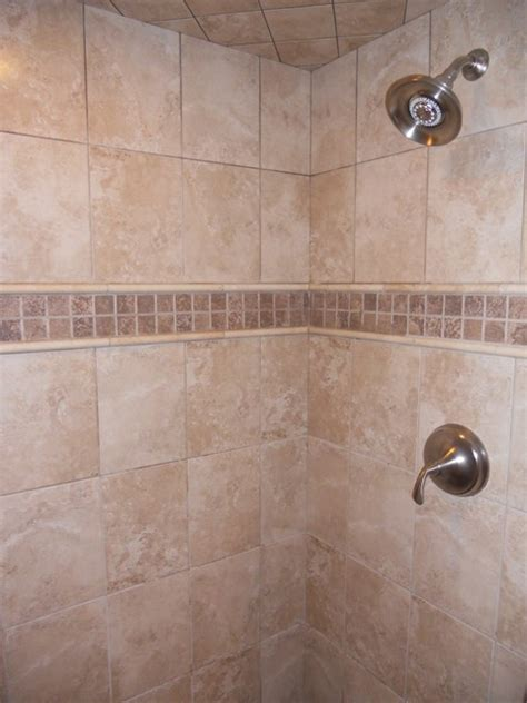Shower Pictures by Custom Tiled Showers