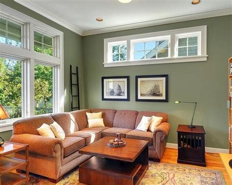 sage green room sage green and brown living room living room
