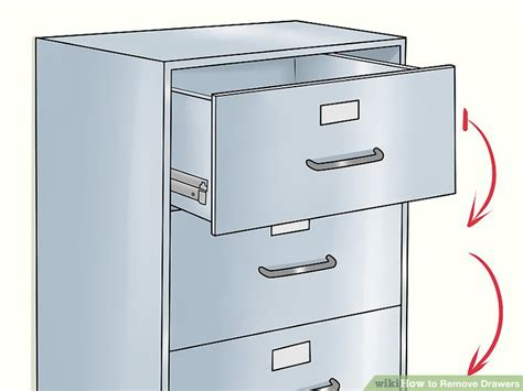 How To Remove Drawers by 5 Ways To Remove Drawers Wikihow