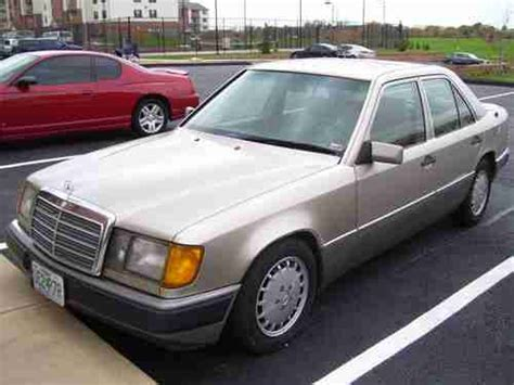 how does cars work 1993 mercedes benz 300d parental controls purchase used 1993 mercedes benz 300d 2 5 turbo in independence missouri united states