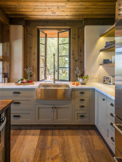 rustic kitchen design ideas amp remodel pictures houzz 27 best rustic kitchen cabinet ideas and designs for 2017
