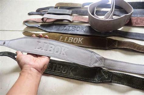 Tali Kulit Model Jerat Tali Kulit Tali Kulit Jirat Warna Coklat scope murah tali sandang kulit jerat rp 70 000