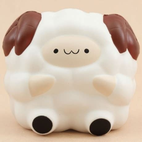 Diskon Medium Pop Pop Sheep By Pat Pat Zoo white medium size pop pop sheep squishy by pat pat zoo squishy shop