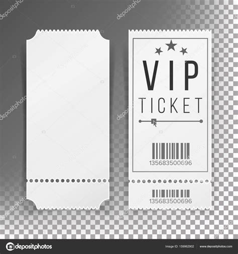 Vip Ticket Template Portablegasgrillweber Com Vip Ticket Template