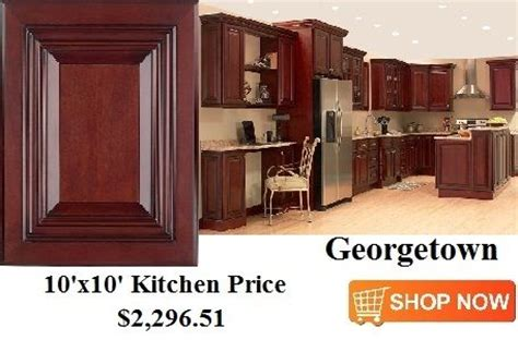 georgetown cabinets from cabinetsdirectrta 10x10