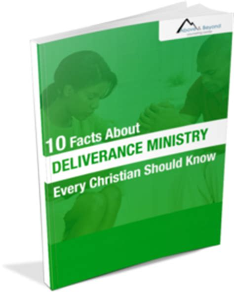 13 Facts About Christian You Should by 10 Deliverance Ministry Facts Every Christian Should