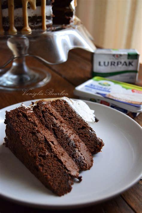 torta al cioccolato bagnata torta al cioccolato rum e croccantino vanigliabourbon