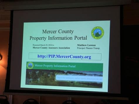 Mercer County New Jersey Property Records Mercer County Introduces Property Information Portal East Nj Patch