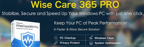 Wise Care 365 Pro Giveaway - giveaway wise care 365 pro license key
