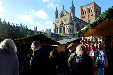 st albans christmas in london travellous world