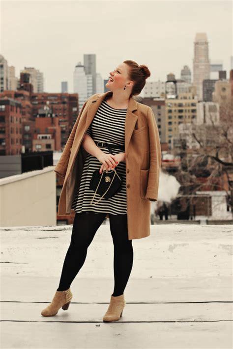 Black New York Oversize Top 3165 187 skyline stripes she is