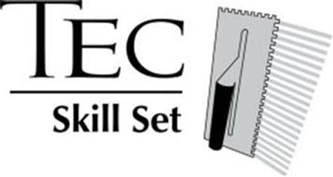 tec skill set trademark of h.b. fuller construction