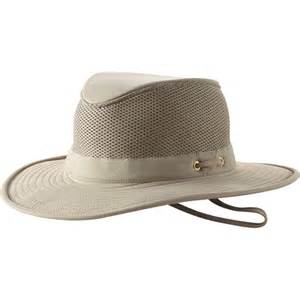 tilley mesh airflo hat adults khaki