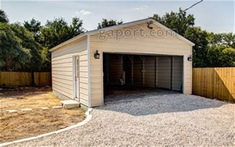 Metal Garages Steel Buildings Steel Garage Plans 12 Foot Wide Garage Door