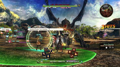 sword art online pc game sword art online hollow realization deluxe edition is