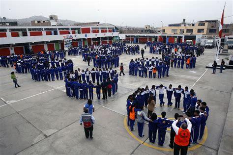 Imagenes De Simulacros Escolares | el 2015 habr 225 cinco simulacros escolares nacionales frente