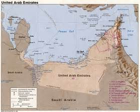map arab nationmaster maps of united arab emirates 15 in total
