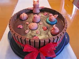 kuchen schweinchen schweinchen im matschk 252 bel torte rezept mit bild