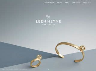 web design inspiration jewelry 84 best jewelry website designs images on pinterest