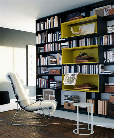 modern home library interior design living room interior designs decorate yours with 10 awesome library ideas