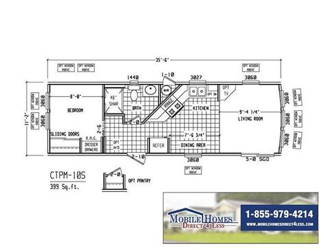 cavco floor plans cavco little hero 12351f 1 1 mobile home for sale