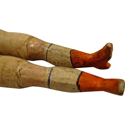 antique composition doll antique composition legs for 1870 s doll from 2dogs1boy on