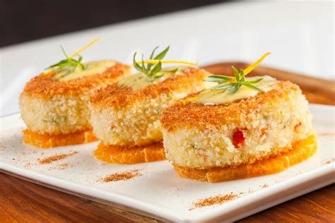 Crib Cake by S Florida Kitchen Crab Cakes With Citrus