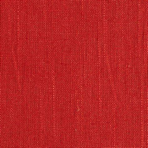 linen blend upholstery fabric robert allen home linen blend slub poppy discount