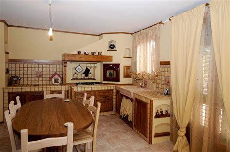 piastrelle cucina rustiche 30 cucine in muratura rustiche dal design classico