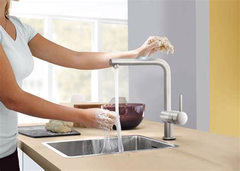griferia de cocina grohe las mejores grifer 237 as para tu cocina