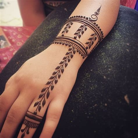 easy  simple ring mehndi designs  fingers craft