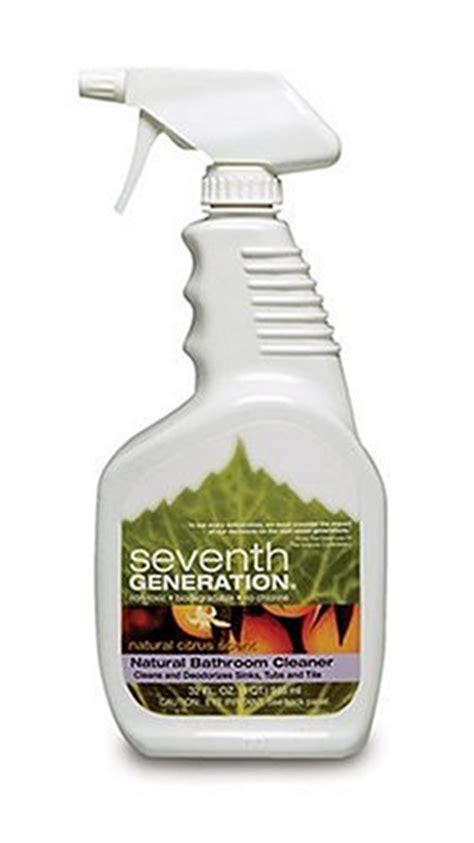 seventh generation bathroom cleaner bathroom cleaning instructions for kids