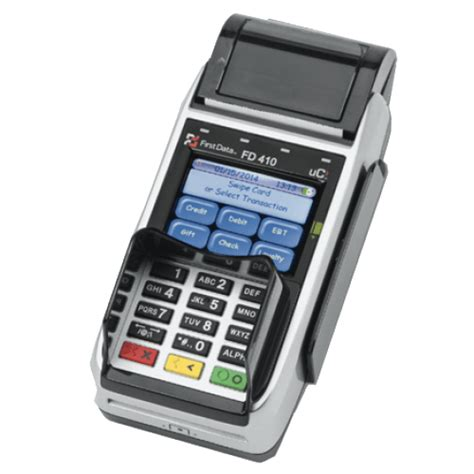 Machines That Take Gift Cards - first data fd410 wireless credit card machine for mobile payments