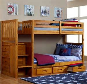 wood bunk beds new bedroom furniture wood bunk bed staircase wooden