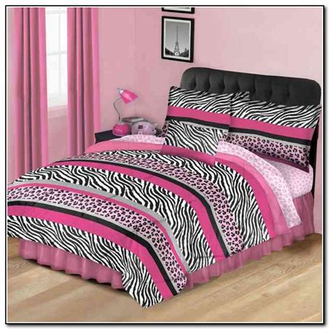 pink and black home decor extraordinary pink and black leopard print bedding easy