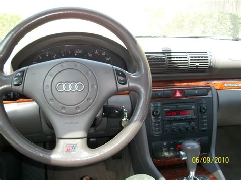 A4 Interior by 2001 Audi A4 Interior Pictures Cargurus