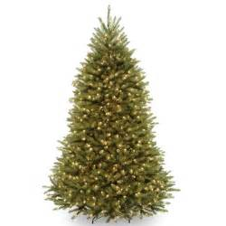 8 best fake amp artificial christmas trees in 2017 pre lit